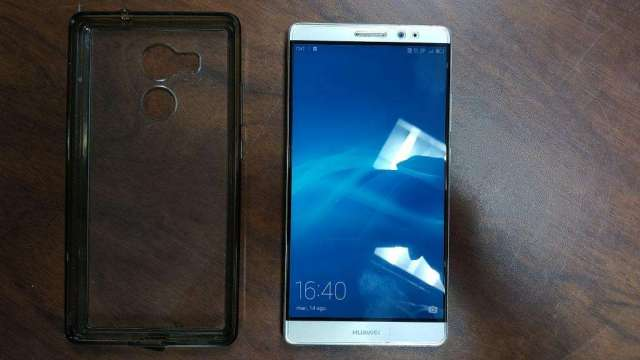 Huawei Mate 8 4gb 64gb Como Nuevo