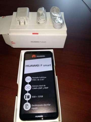 Huawei P Smart Nuevo de paquete. Contactos al 0989032929.