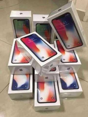 Iphone X 64 1169 / 256 Gb 1279 Colores Local O987825969 Tarjetas De Credito Garantia