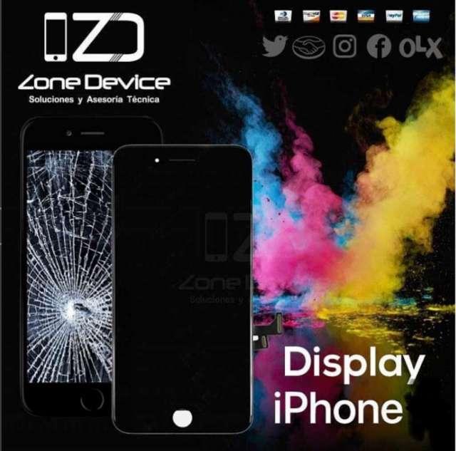 Display Pantalla Iphone 6 6 plus 6s 6splus 7 7Plus Garantia