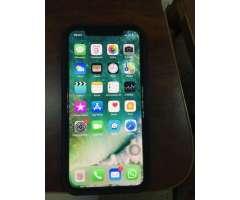 iPhone X 64 Gb Nueno Dos Semanas de Uso