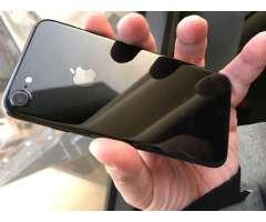 iPhone 7 Jet Black (128Gb) Nuevo