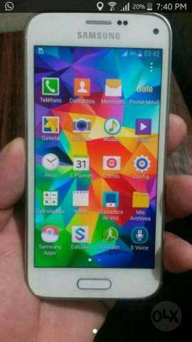 Vendo Samsung Galaxy S5 Mini Usado