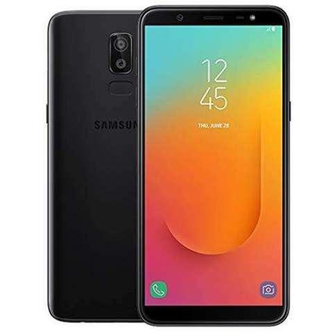 Vendo Celular Samsung Galaxy J8 2018, Negro, con Estuche y 2 láminas protección