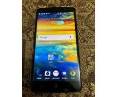 "Zte N9560 Max Xl Grande 6"" Negro 16Gb"