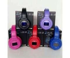 Audifonos Bluetooh Multimedia Llamadas