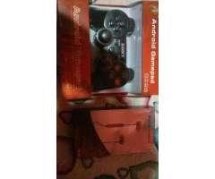 Gamepad Y Audífonos Bluetooth