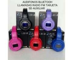 Audifonos Bluetooh Multimedia Y Llamadas