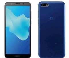 Huawei Y5 2018 con Caja