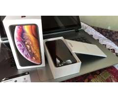 Vendo iPhone Xs Dorado 64 Gb de Paquete
