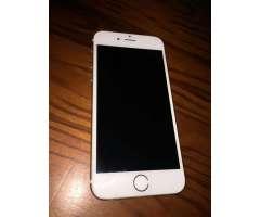 Vendo iPhone 6 de 64 G Color Dorado