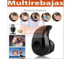 Audifono Mini Bluetooth Manos Libre Tipo Gota Elegante