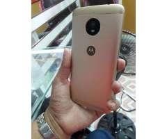 Motorola E4 Plus . Huella Digital 16 Gb