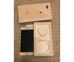 iPhone de 8 plus 128 GB accessorios