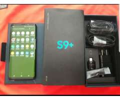 Samsung Galaxi S9 Plus Nuevo Original