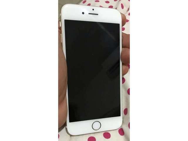iPhone 6 de 64Gb Color Dorado Exelente