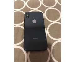 iPhone X de 64Gb Entrego con Todo 10/10
