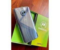 Vendo Motorola G6 Plus 64gb