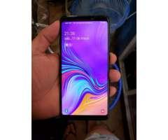 Samsung A9 2019 No Cambios