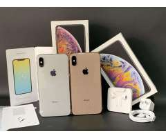 iPhone Xs MAX 256Gb Libre Toda Operadora