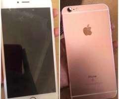 Vendo iPhone 6s de 128gb