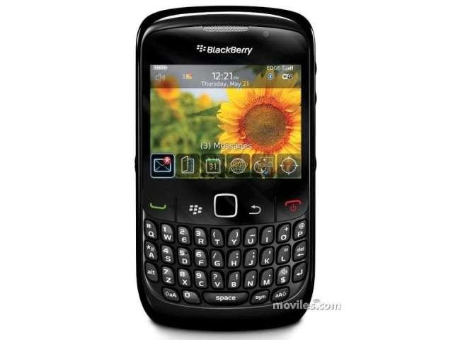 blackberry curve usado