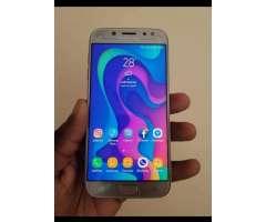 Samsung J5 Pro con Huella Dacilar