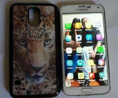 Samsung S5 Detalle