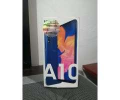 Samsung A10 Nuevo de Paquete
