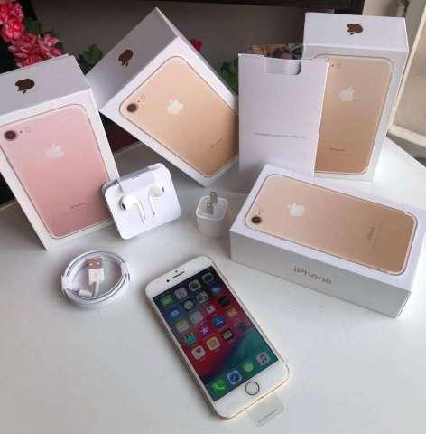 VENDO o CAMBIO iPhone 7 de 128GB - GOLD