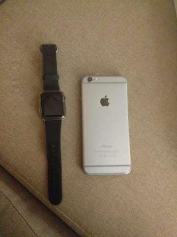 iPhone 6 Y Apple Wacht