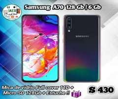 Samsung A70 128gb / A50 64gb / A30 32gb