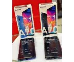 Samsung A70 Nuevi Sellado