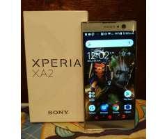 Sony Xperia Xa2 Perfecto Estado  Regalo