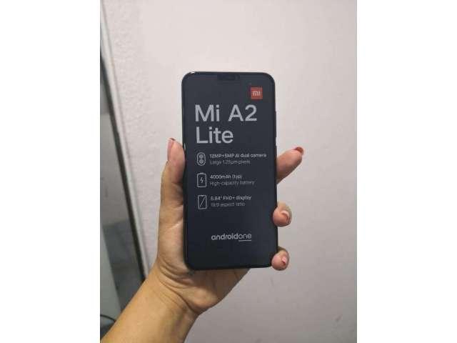 Xiaomi Mi A2lite 64gb Y 4gb Ram Garantia