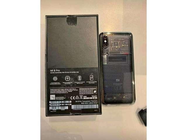 Xiaomi Mi 8 Pro Explorer Edition