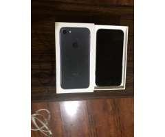 Iphone 7 de 128 gb Nuevo Excelente Precio