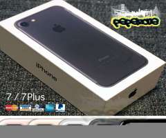 Celular Apple iPhone 7 de /128gb / 7128gb en caja sellada obsequio