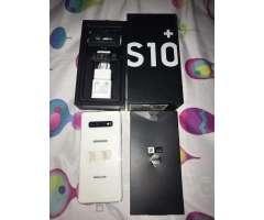 Samsung S10 Plus (1Tb Y 12Gb de Ram)