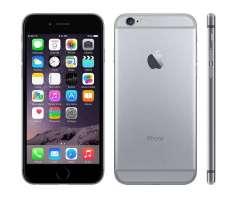 vendo iphone 6 con luz en la manzana tracera