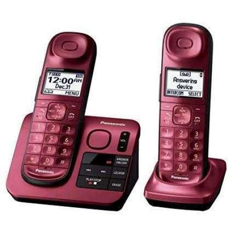 TELEFONO INALAMBRICO PANASONIC NUEVO EN CAJA CON 1 EXTENCION 78 FIJOS INFORMACION 0988449797 WTSAP