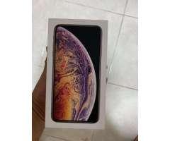 iPhone Xs Max 64 Como Nuevo