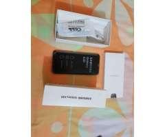 Vendo Samsung A30 Nuevo con Todo