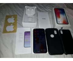 Vendo O Cambio iPhone X de 256Gb Libre