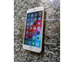 Vendo iPhone 6s Plus Gold