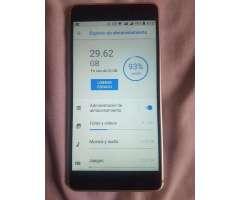 Vendo Nokia 6 Silver Como Nuevo