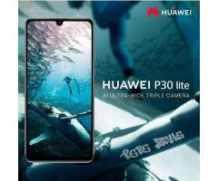 CELULAR HUAWEI P30 LITE 128GB/4GB DE RAM PROMOCION POR EL DIA DEL PADRE