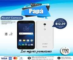 Smartphone Alcatel Cameox, 16gb, 2gb, 8mpx, 5 Pulgadas, So Android 7