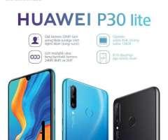 Huawei P30 lite Nuevos Sellados Obsequio Mica y Estuche