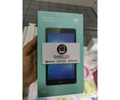 Tablet Huawei Mediapad T3 7 8gb con Chip